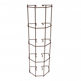 Cache gouttière clipsable en métal hauteur 90 cm