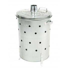 Incinérateur de jardin 110 litres