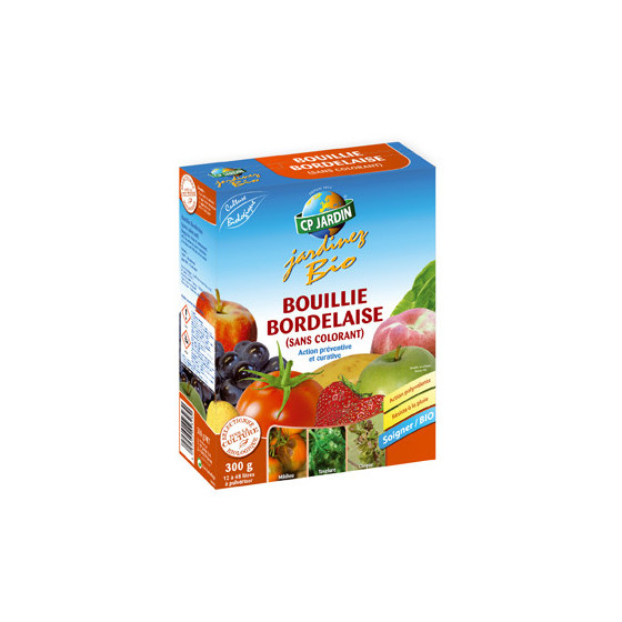 Bouillie bordelaise sans colorant 300 g
