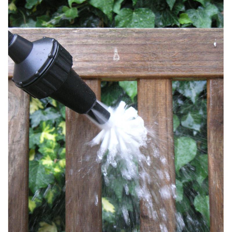 Brosse de lavage rotative for Jardinetsaisons