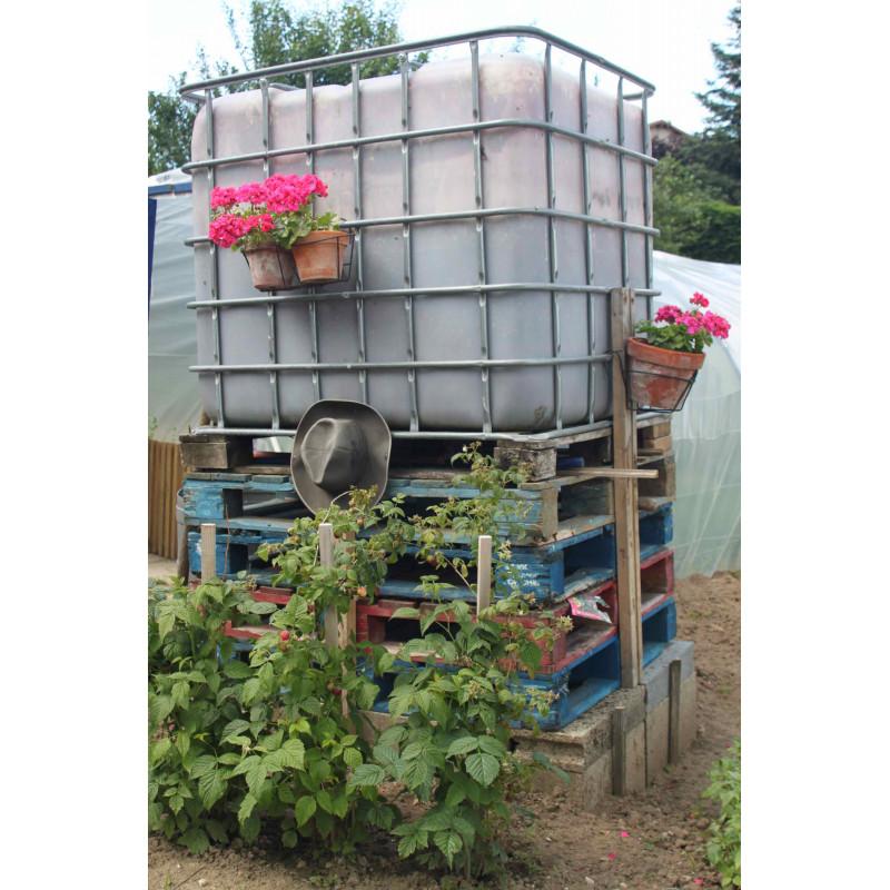 votre raccord pour cuve de 1000 l en plastique chez jardin et saisons. Black Bedroom Furniture Sets. Home Design Ideas
