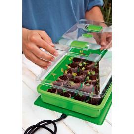 Nappe chauffante électrique pour semis