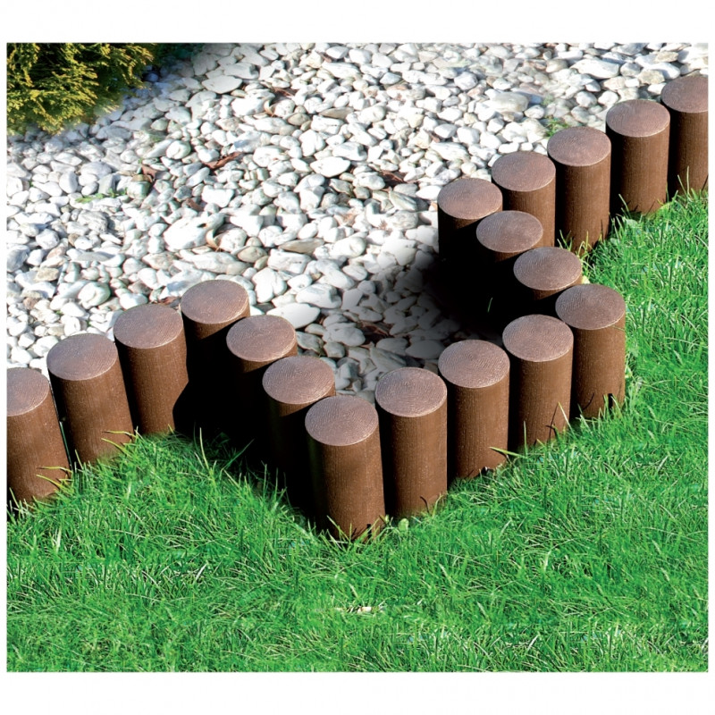 stunning bordure jardin beton imitation bois ideas On bordure de jardin