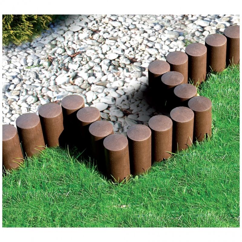 Bordure Jardin Beton Imitation Bois | Mobilier & Décoration