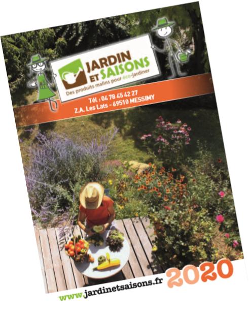 Catalogue jardin et saisons 2020